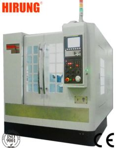 Drilling and Tapping CNC Drilling Machine for Small Tapping Machine Center Hst5 pictures & photos