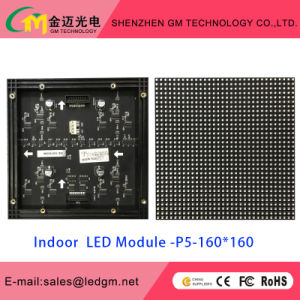 Wholesale Price P5 Indoor LED Module, 160*160mm, USD9.8 pictures & photos