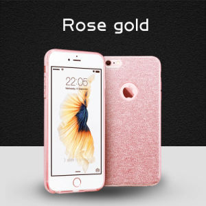 New Arrival! Hot Sale Sparkle Bling Glitter Case for iPhone 7/ 7 Plus pictures & photos