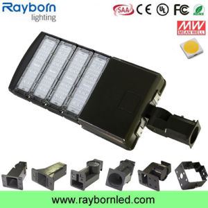 Slip Fitter Adjustable Mount LED Street Parking Lot Light, LED Area & Shoebox Lights 200W pictures & photos
