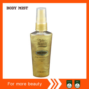 Middle East Golden Perfume Body Mist Wholesale pictures & photos
