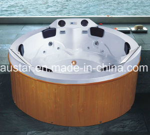 Dia 2200mm Round Free Standing 6 People (AT-9004) pictures & photos
