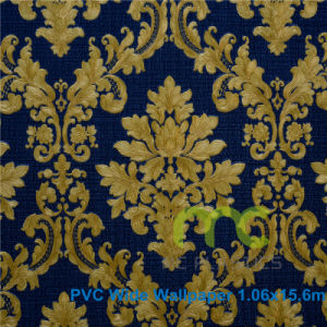 High Quality PVC Wallpaper for Decoration 1.06 Width pictures & photos