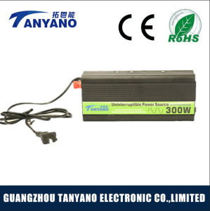 300W Grid Tie Inverter 12V Power Inverter with Battery Charger