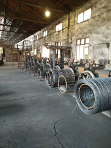 Galvanized Aircraft Cable 6*19+Iws Steel Wire Rope pictures & photos
