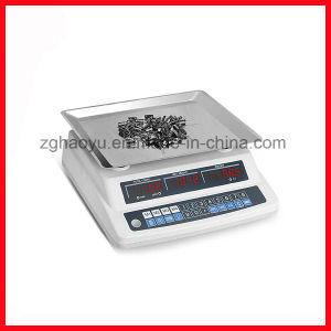 40kg China Electronic Counting and Weighing Platform Scale pictures & photos