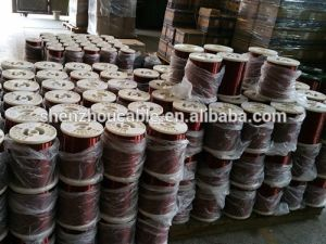 Best Sales Insulating Varnish Enameled Aluminum Wire for Motor Winding pictures & photos