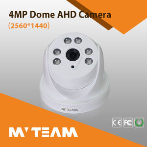 Indoor Dome 4MP 3MP Ahd CCTV Cameras Manufacture (MVT-AH43F/W) pictures & photos