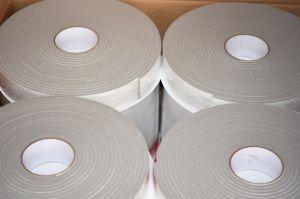 Black Color Fire Resistance Self Adhesive PVC Foam Tape pictures & photos