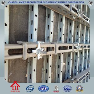 Patent Steel Concrete Wall Formwork for Constuction Instead Plastic and Aluminum Formwork pictures & photos