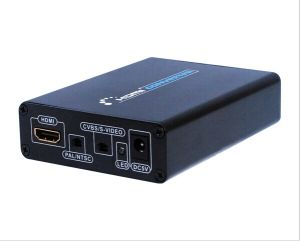 HDMI to RCA AV/S-Video Converter (720P / 1080P HD Upscaler) pictures & photos