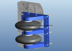 D1-D3 Turn Cell Rubber Fenders pictures & photos