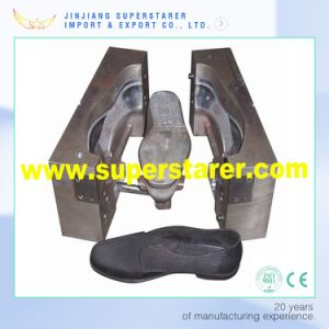 High Quality PVC Material Direct Injection Shoe Mold, PVC DIP Blowing Shoe Mould pictures & photos