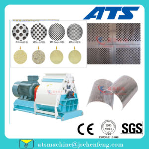 New Style Animal Feed Pellets Hammer Mill for Grains Material pictures & photos