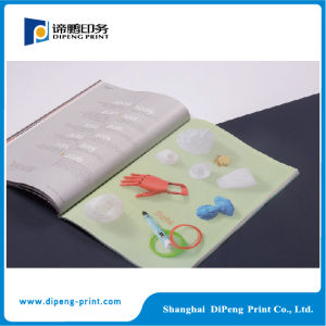 A5 Perfect Binding Full Color Book Printing pictures & photos
