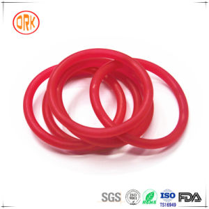 Red High Temperature EPDM O-Rings with RoHS pictures & photos