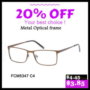2016 New Design Metal Optical Frames Glasses pictures & photos