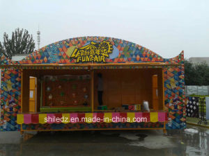 Big Amusement Park Playground Games Carnival Booth Trailer pictures & photos