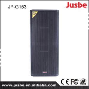 1600W Jp-G153 Big Power DJ Stage Speakers Dual 15 Inch Bass pictures & photos