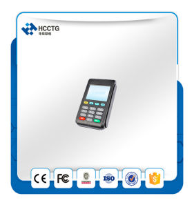 PCI EMV Ce RoHS Ceitification Smart Card Reader RS232 Linux Mpos Terminal N6210p pictures & photos