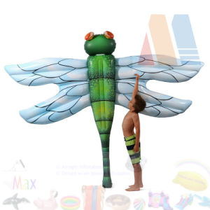 PVC Inflatable Dragonfly Pool Float Island pictures & photos