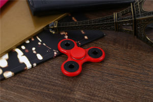 Nice New Exclusive Design Quiet Decompression Fidget Toy Crazy Spinner Toy pictures & photos