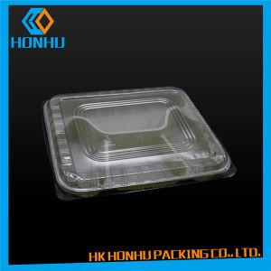 Cheapest Design PVC Plastic Fast Food Box