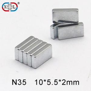 Factory Price Strip Rare Earth Magnet pictures & photos