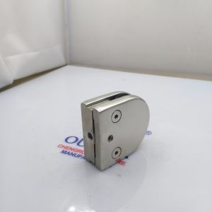 Stainless Steel Glass Clamp (CR-056B) pictures & photos