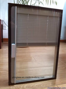 Double Glazed Magnetic Blinds pictures & photos