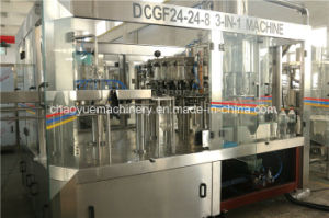 Glass Bottle Carbonated Beverages Canning Equipment/Plant pictures & photos