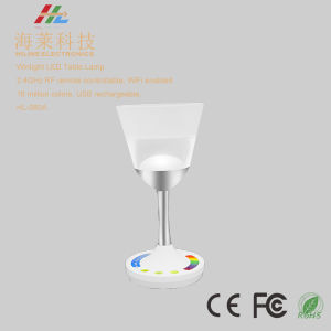 RGBW LED Table Lamp LED Cup Hl-080A pictures & photos
