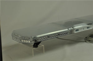 Super Thin Ambulance Light Bar with Speaker pictures & photos
