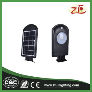4W Long Lifespan IP65 LED Solar Wall Light pictures & photos