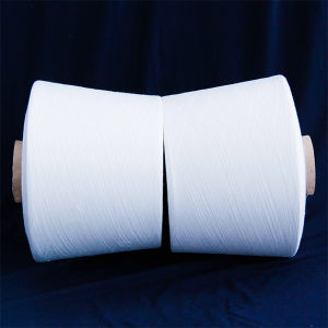 40s 100% Polyester Spun Yarn for Knitting