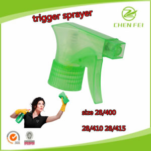 Output 0.8ml Size 28 410 Plastic Trigger Sprayer Pump pictures & photos