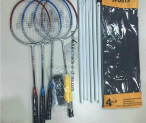 Badminton Racquets Sets Sports Beach Badminton Set Racket&Net pictures & photos