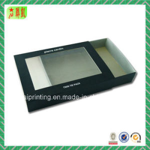 Custome Printed Drawer Paper Package Box pictures & photos