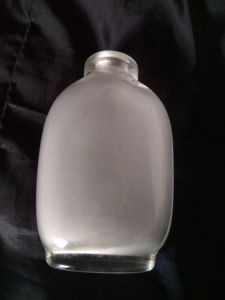 Small Craft Glass Bottle pictures & photos