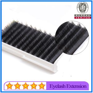High Quality Eyelashes Wholesale Natural Eyelashes with 0.15mm volume pictures & photos
