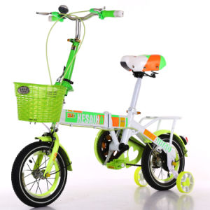 "Newest Design 14"" Kids Folded Bike Children Bicycle pictures & photos"