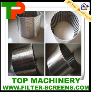 Stainless Steel Water Well Screen pictures & photos