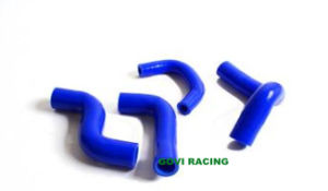 Blue Silicone Water Pipe Hose Intercooler for March Ecvt pictures & photos