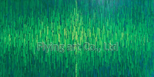 Abstract Wood Panel Oil Painting pictures & photos