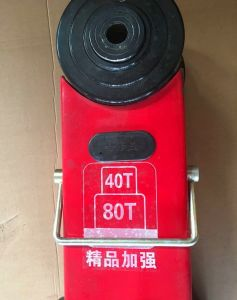 80 Ton Air Hydraulic Jack (DLL80-1) pictures & photos
