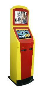 Airport Payment Kiosk for ID Card and Passport Reader pictures & photos