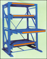 Customized Heavy Duty Slide Drawer Racking pictures & photos