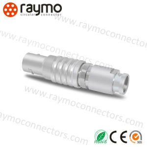 (Connectors Supply) Fgg. 0b. 302. Clad52 Circular Push Pull Connectors 2 Pin Connector pictures & photos