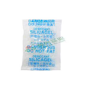 Food Grade Silica Gel Desiccant Packs pictures & photos