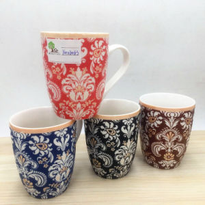 Factory Price of Origin Porcelain Ceramic Mug pictures & photos